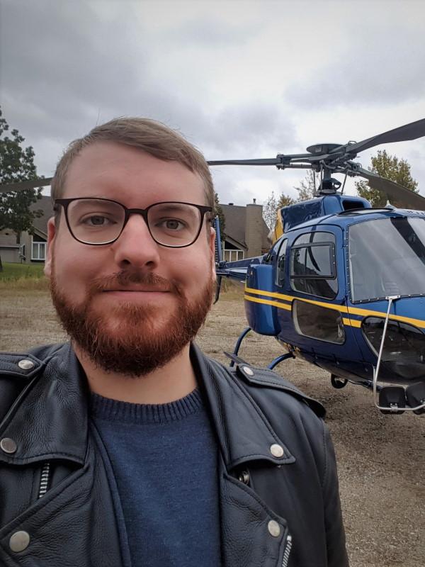 EOS Helicopter Mattia Levorato